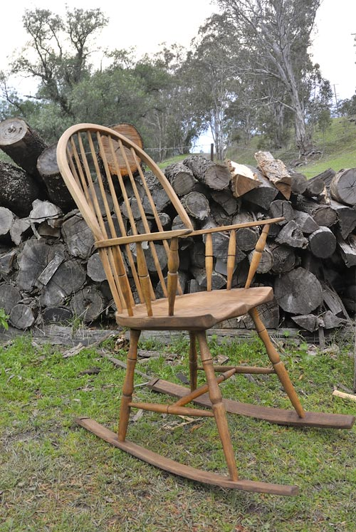 Adriano Fabris's Double Bow Rocker
